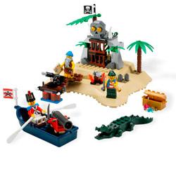 Грати лего пірати